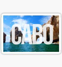 Cabo Arch Sticker