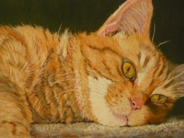 Orange Blossom by Susan LeMay RN