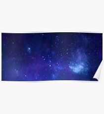 X-ray of the Milky Way Poster