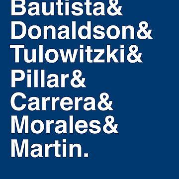 Blue Jays Top 7 by NEXTLEGEND