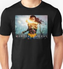 Super Hero Wonder Women  T-Shirt
