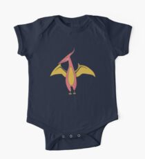 AWESOME AND COOL AND TERRIFYING PTERODACTYL ILLUSTRATION Kids Clothes