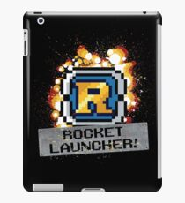 Rocket Launcher! iPad Case/Skin