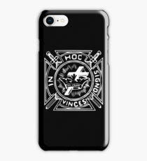 In Hoc Signo Vinces iPhone Case/Skin