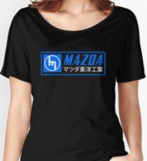 Tōyōkōgyō - MAZDA Women's Relaxed Fit T-Shirt