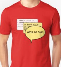 LET'S DO THIS! - Deadpool T-Shirt