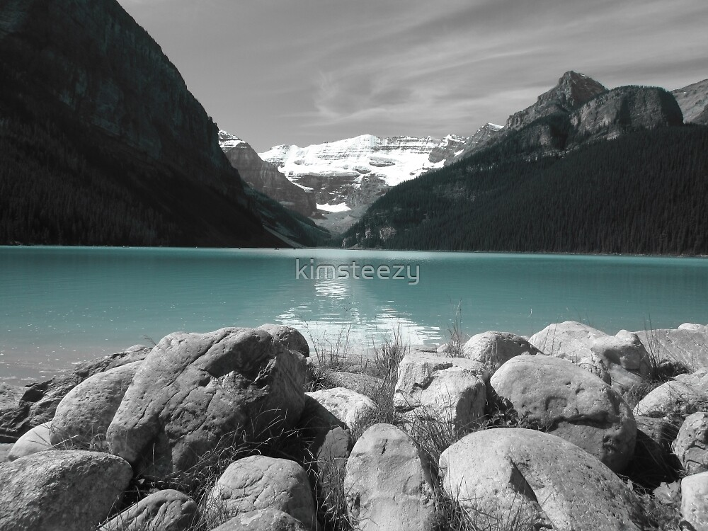Glacier Water by kimsteezy