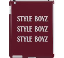 'I'm a Style Boy for Life' Laptop Skin by RandomCotton