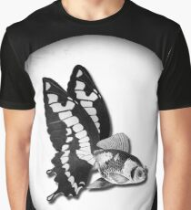 THE BUTTERFLY FISH - JAMES Graphic T-Shirt
