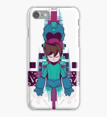 The Mega Man iPhone Case/Skin