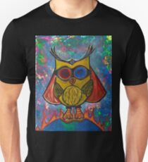 Fearless -Owl T-Shirt