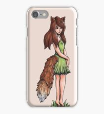 Kemonomimi Fuchs iPhone Case/Skin