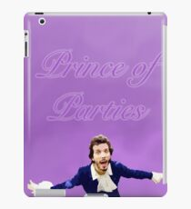 Pretty Prince of Parties (FOTC) iPad Case/Skin