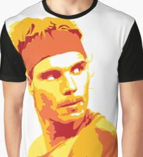 Rafa Nadal Graphic T-Shirt
