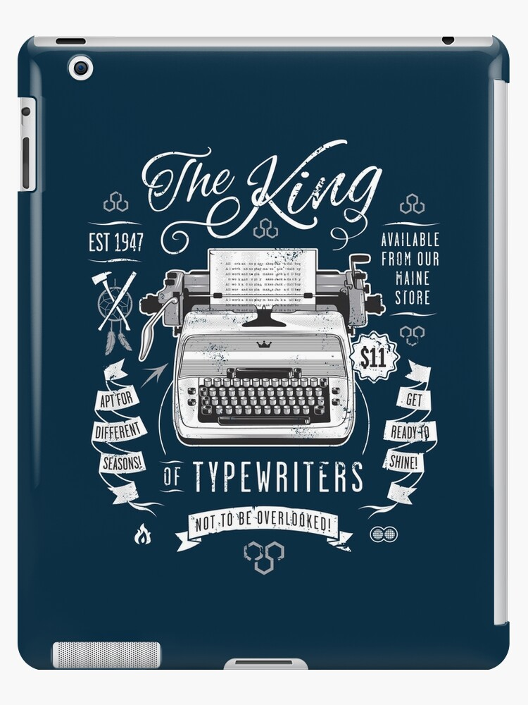 The King of Typewriters by heavyhand