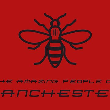 The Amazing People of Manchester by Jamie-Evans