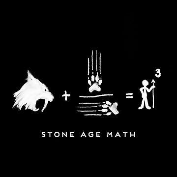 Stone Age Math 4 by MarkIrish