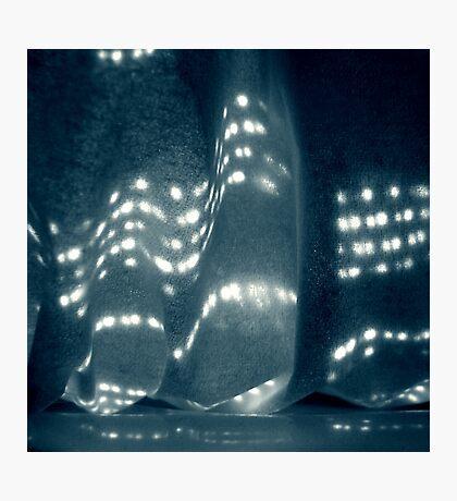 Soft-Nights and City-Lights Photographic Print