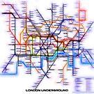 London Underground Tube by mrthink