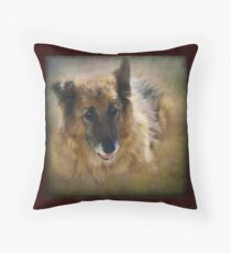 Much Much Loved Throw Pillow