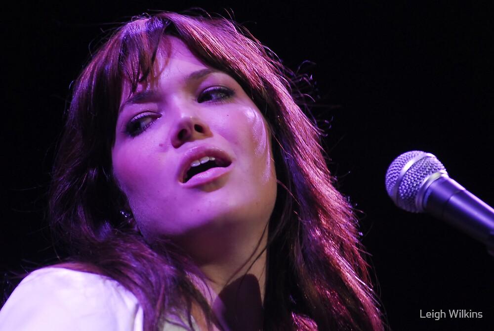 Mandy Moore by Leigh Wilkins