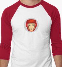 cartoon Men's Baseball ¾ T-Shirt