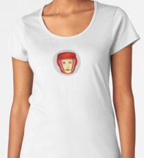 cartoon Women's Premium T-Shirt