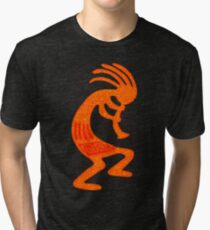 Spiritual Melody Tri-blend T-Shirt