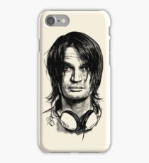 Radiohead - Jonny Greenwood iPhone Case/Skin