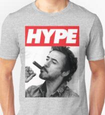 HYPE RED | Robert  Downey Jr T-Shirt