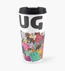 Hug a dog Travel Mug
