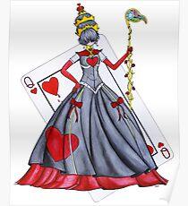 Queen of Heart Poster