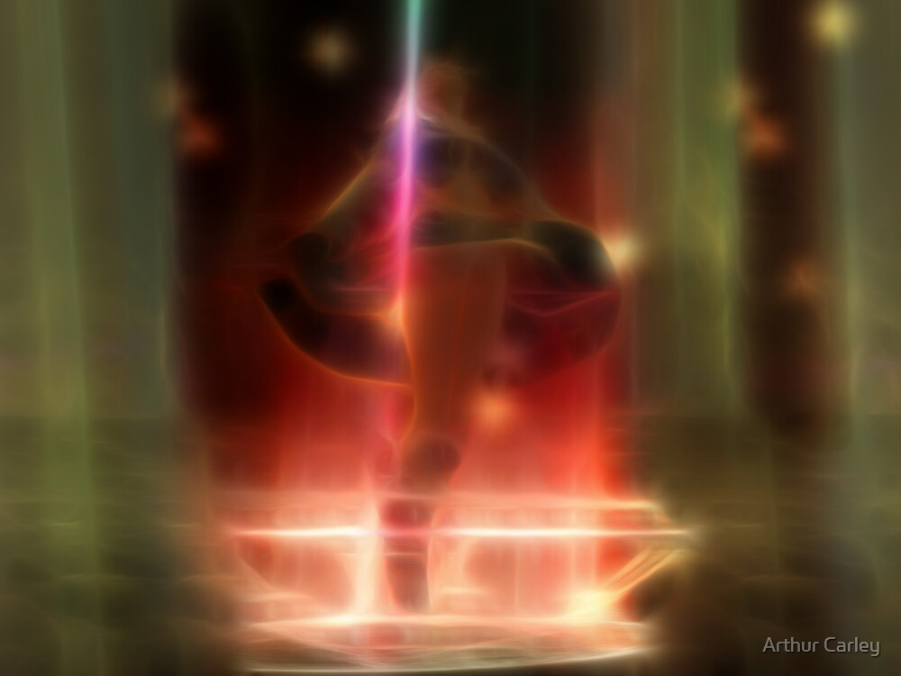 Healing Light ! by Arthur Carley