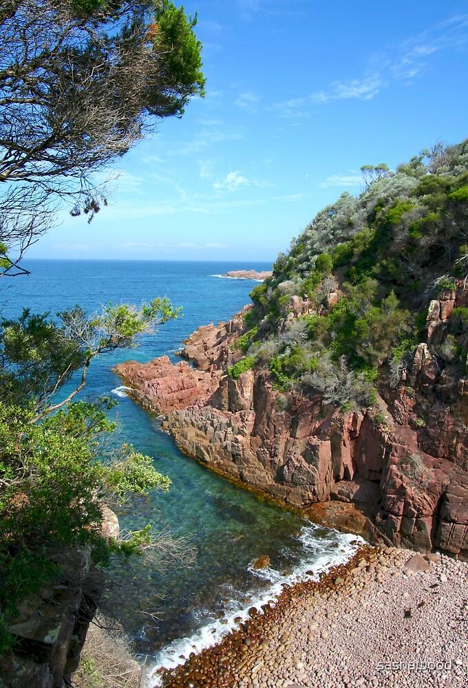 Fingal Bay NSW by sashawood