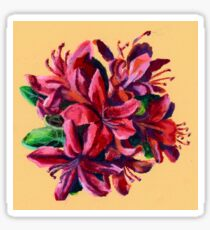 Bright Azalea Sticker
