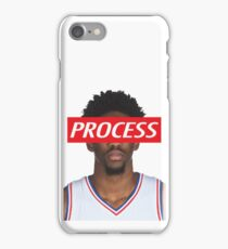 Joel Embiid Philadelphia 76ers Process iPhone Case/Skin