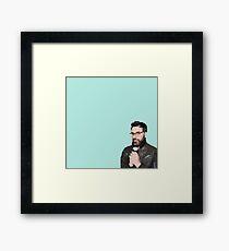 Jemaine Clement 3  Framed Print