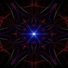 Algorithm Art #20 by RedFox31