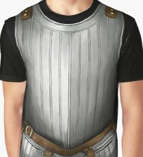 17th Century Cuirass Graphic T-Shirt
