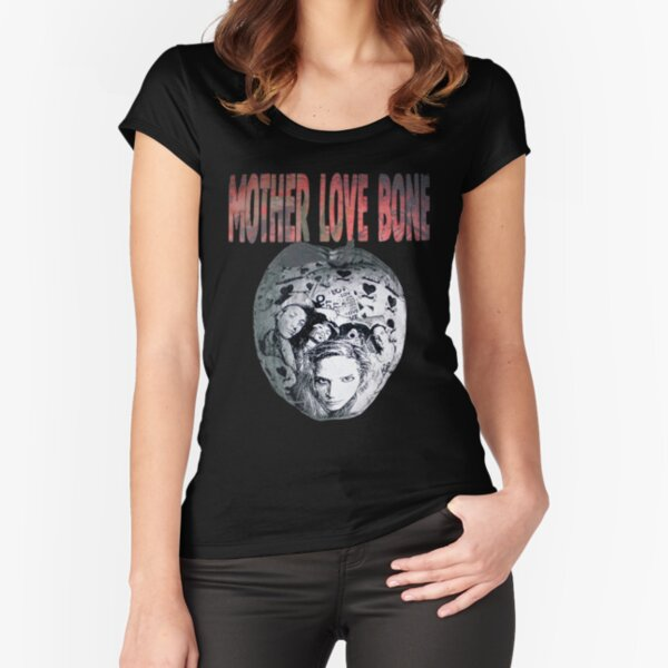 mother love bone Fitted Scoop T-Shirt