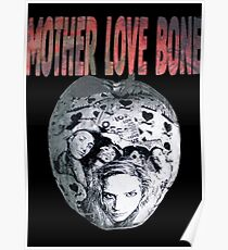 mother love bone Poster