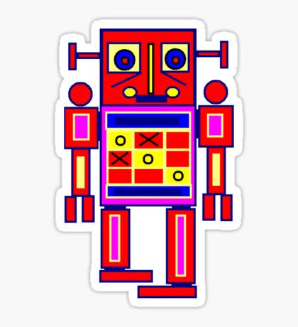 Big Bot LS Sticker