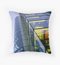 Skyscraper Throw Pillow