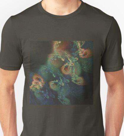 Underwater fractals T-Shirt