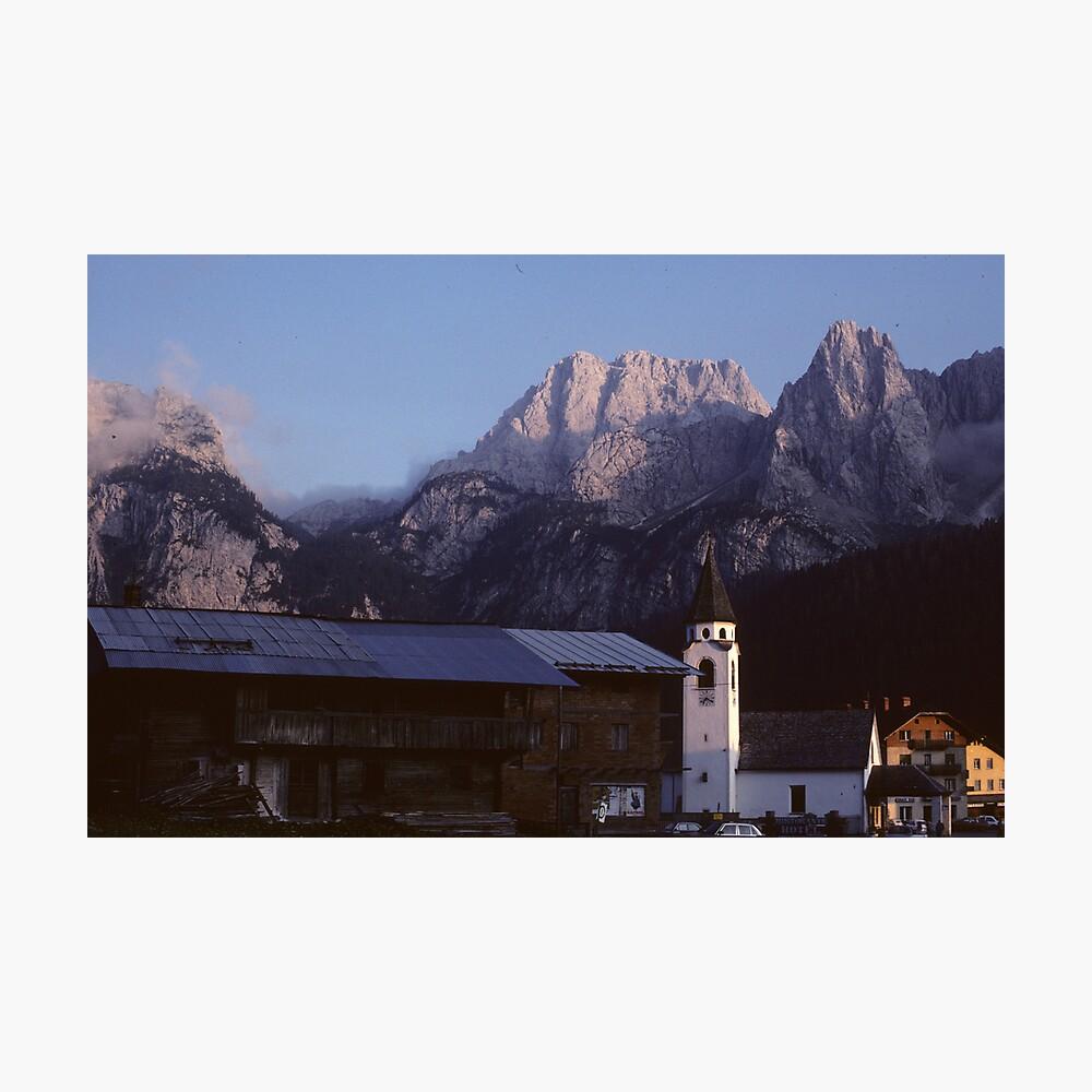 In the Dolomites Lámina fotográfica