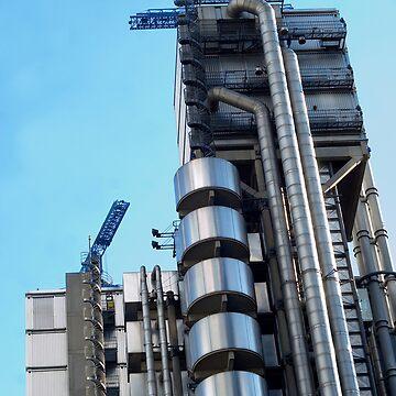 Skyscraper by frankmedrano