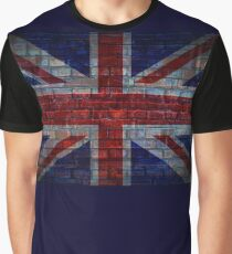 UK Flag vintage Graphic T-Shirt