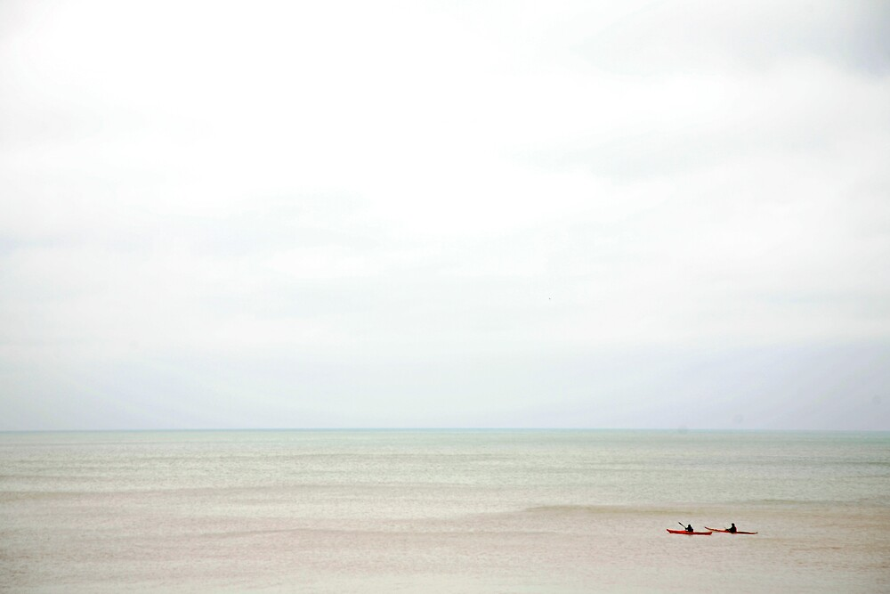 Red Canoes by mothninja