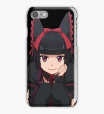 Rory Mercury - Gate - Crouching iPhone Case/Skin