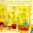 Window by Luckyvegetable